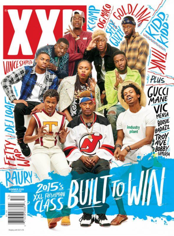 XXLMag pronounces Freshman Class 2015