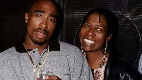Tupac's Mom May Have to Split Pac's Estate in Divorce