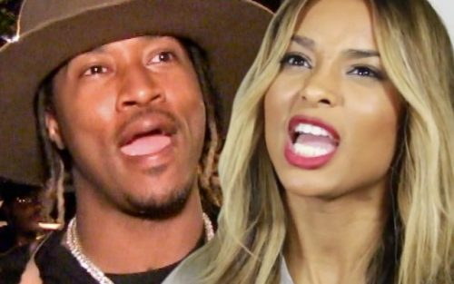Future Defeats Ciara in Child Custody Case