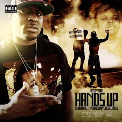 "Turk ft. Joe Young, ""Hands Up"" on Police Brutality"