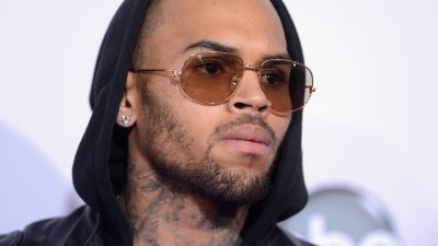 Popular Singer Chris Brown Arrested After Long Standoff With L.A. Police