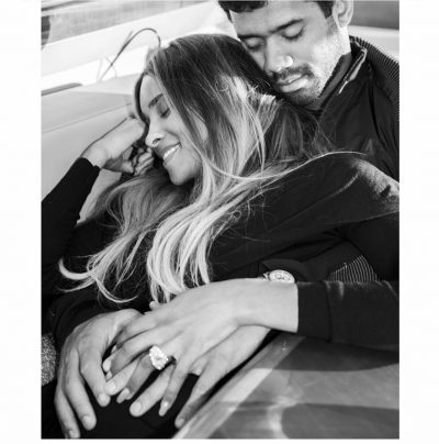 Ciara is Pregnant With Russell Wilson's Baby! Sorry Future