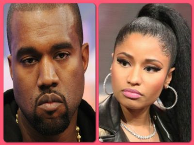 Nicki Minaj Disses Kanye West & Black Men For Mistreatment of Black Women