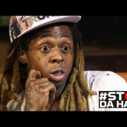 "Lil Wayne Gets Upset ""Black Lives Matter, Don't Come At Me With That Dumb Sh*t"