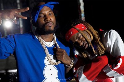 "Jeezy Ft. Lil Wayne ""Bout That"""