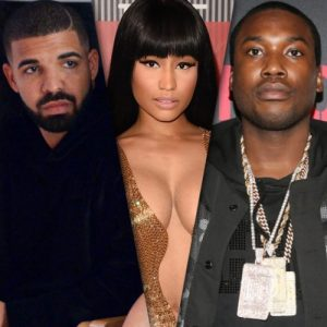 DJ Akademiks Exposes Drake, Nicki Minaj and Meek Mill